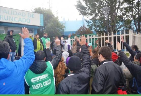 ATE anuncia paro general de municipales por 24 horas
