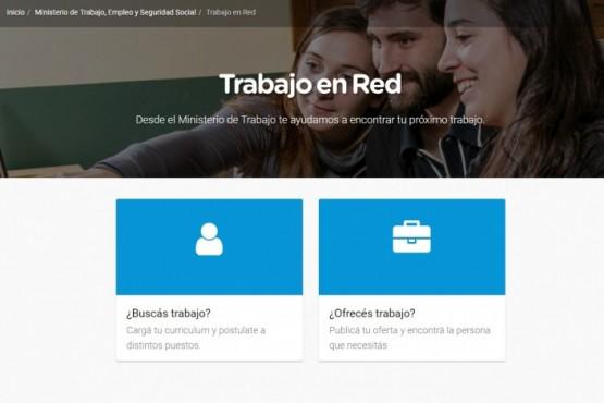 Nuevo portal nacional para búsqueda y oferta laboral en Santa Cruz