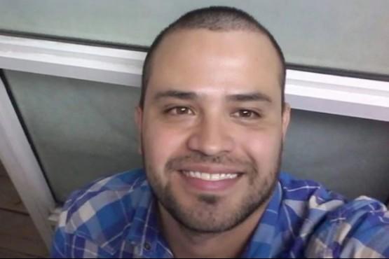 Diego Loza tenía 34 años