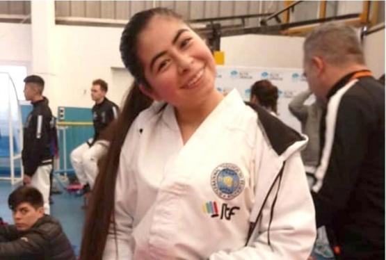 Taekwondista clasificó al Mundial de Alemania 2019