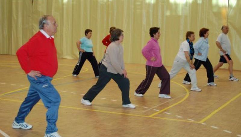 La actividad física hace bien a la salud para chicos y grandes.