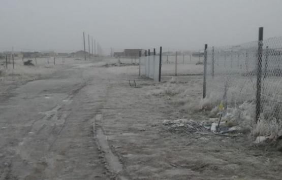 Barrio 22 de septiembre: sin gas ni agua