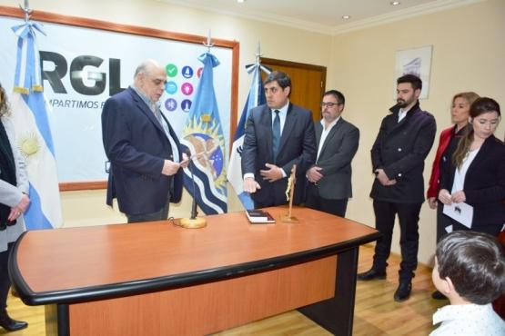 Acomoda su gabinete: Pérez a Coordinación Ejecutiva y Caminiti a Gobierno