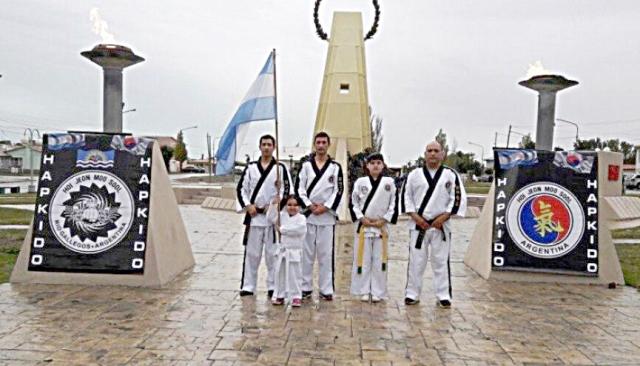 El hapkido tendrá representantes en el mundial.