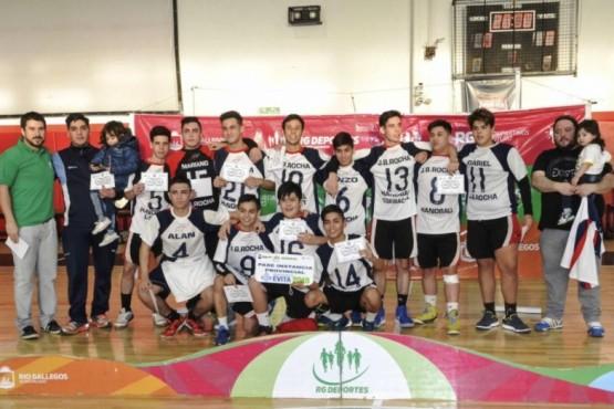 El handball tiene ganadores y va por más.
