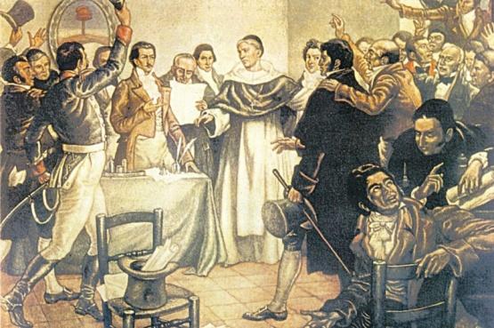 Después del 25 de mayo de 1810, comenzaron las discusiones sobre cuándo y cómo se declararía nuestra Independencia.
