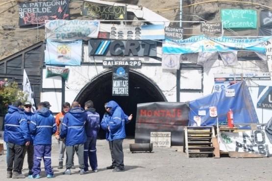 """La """"presión"""" a la Intersindical y la """"asamblea comunitaria"""" de jubilados en Río Turbio"""