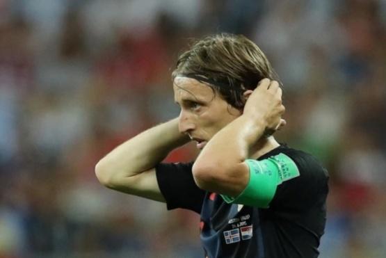 Modric, podría ser condenado a 5 años de prisión luego de convertirse en leyenda