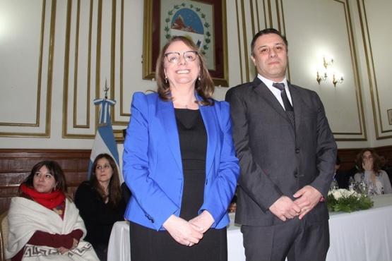 Teodoro Camino es el primer Ministro de Trabajo de la Provincia