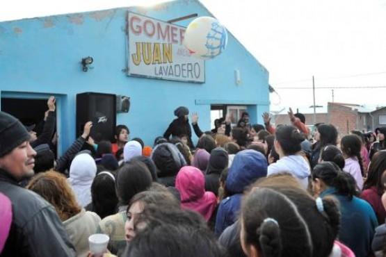 Organizan un nuevo festejo del Día del Niño en el San Benito