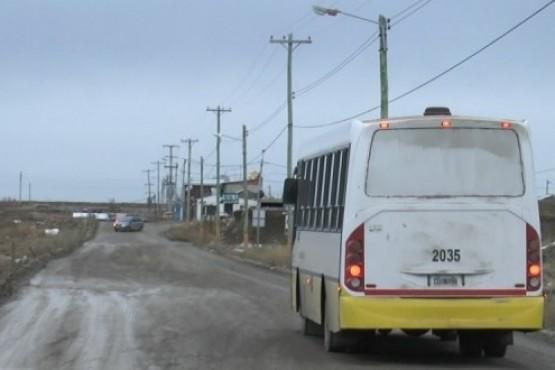 Retorna el servicio de transporte público a Los Lolos