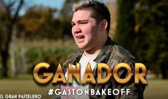 Ganador de Bake Off será reconocido en Comodoro Rivadavia