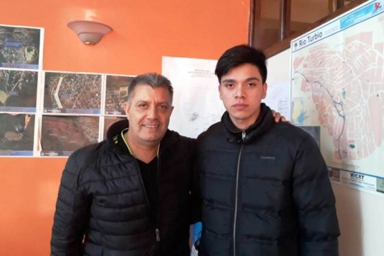 Joven promesa santacruceña viaja a la Escuela de Fútbol de Élite en Madrid