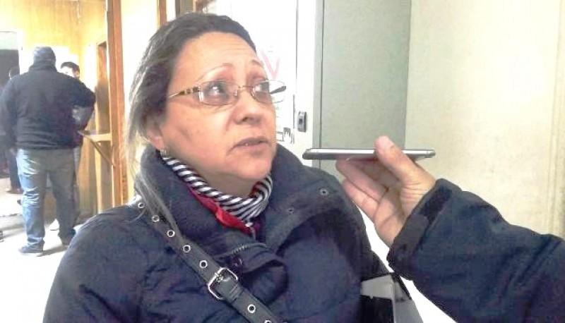 Adriana Galbucera, secretaria general de los Viales Provinciales. (Archivo).