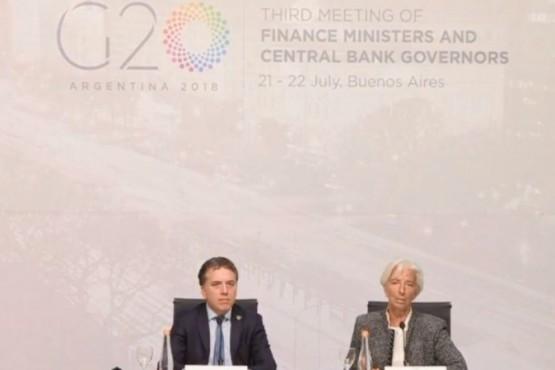 Advertencia de Lagarde a Dujovne:
