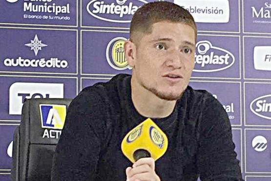 """El """"Colo"""" Gil no afloja y rinde en Rosario."""