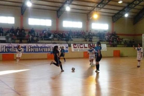 Patagonia Austral campeonas de la Copa Zonal de Futsal