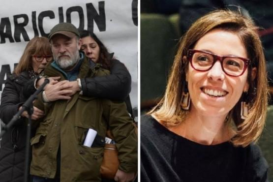 Una funcionaria se burló en Twitter de la familia de Santiago Maldonado