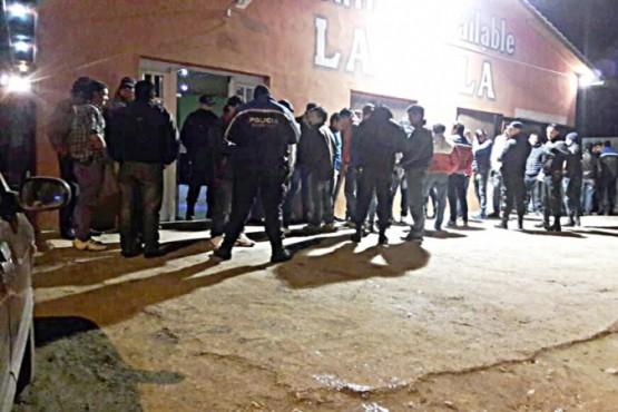 Los controles se extendieron a locales nocturnos de El Calafate.