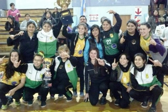 Las chicas del Lucho Fernández volvieron victoriosas.