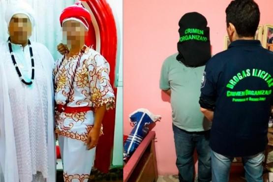 Detuvieron a un pai umbanda que secuestró y abusó de una mujer durante 10 años