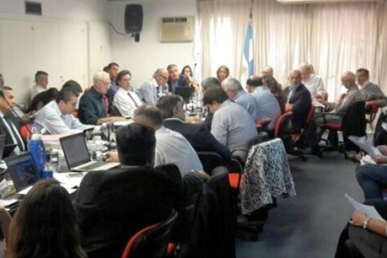 Reuniones de la Comisión Arbitral del Convenio Multilateral y Subcomisión de Normas