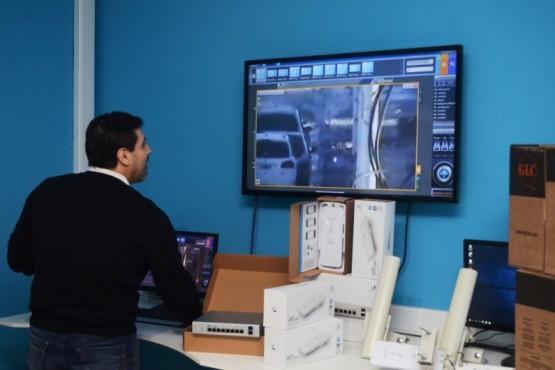 Nuevo equipamiento para el Centro de Monitoreo Urbano