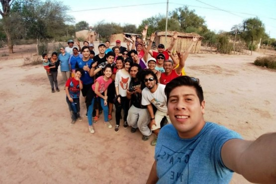 Calafateños llevaron su fe y ayuda a comunidades Wichis.