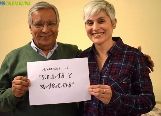 Realizarán actividades solidarias para ayudar a Elías y Marcos