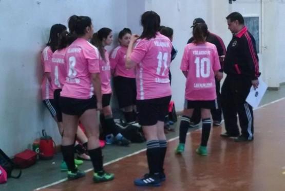 Las chicas abren otra fecha del Futsal de Liga