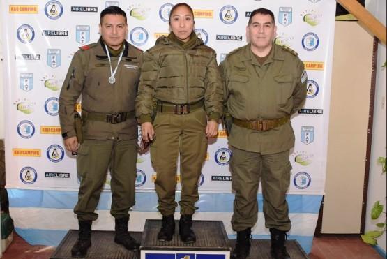La Gendarmería festejó otro aniversario en el polígono local