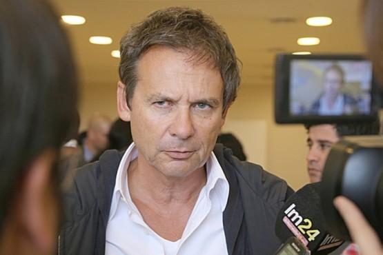 Eduardo Costa apuntó contra sectores del Gobierno nacional. (Archivo).