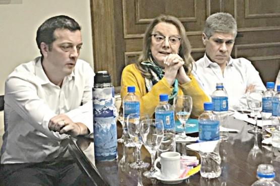 El ministro Perincioli desmintió que a la Provincia le sobren $1500 millones