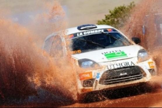 Un santacruceño vuelve al Rally Argentino