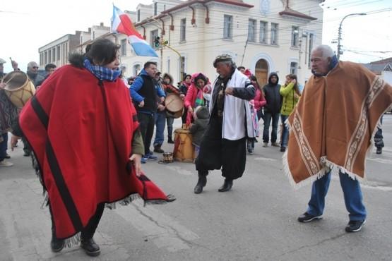 El Centro de Residentes Santiagueños festejó al ritmo de chacareras