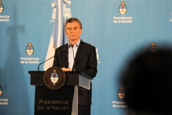 Macri reconoció que la inflación