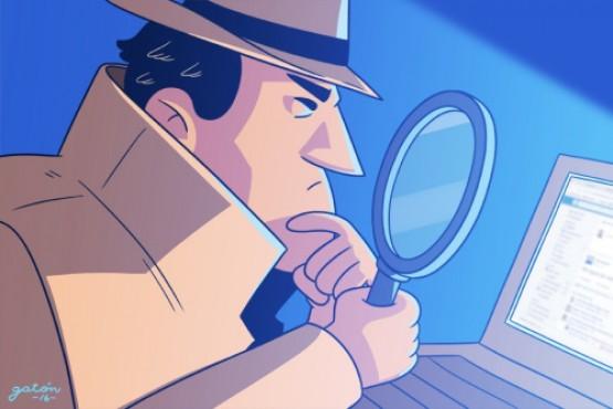 A desconfiar de las redes sociales