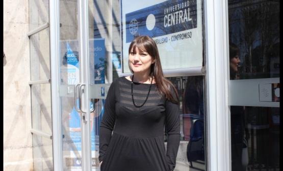 Fabiana Nolla estará presente en la Feria del Libro