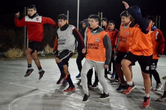Fermín Cañamero es el DT de la Selección de Juveniles