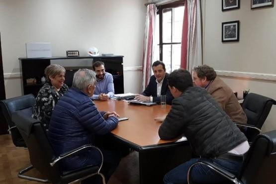 Federación Económica se reunió con Perincioli ante los ajustes de Nación