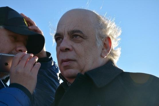 Giubetich permanecerá internado entre 48 y 72 horas