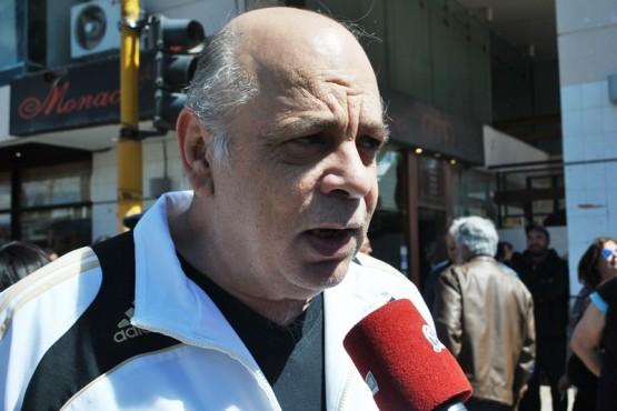 El intendente Roberto Giubetich fue dado de alta