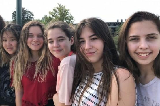 Por primera vez, siete chicas argentinas ganaron un concurso de la NASA