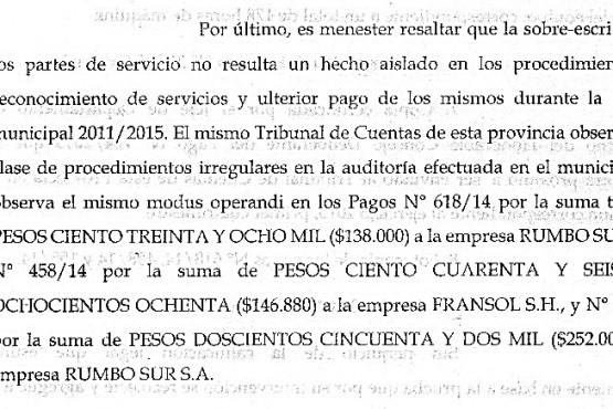 """Para abogado, la denuncia contra Cantín y funcionarios """"podría ser la punta del iceberg"""""""