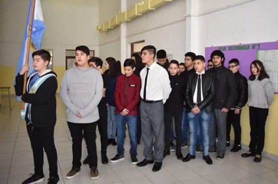 La matrícula inicial es de 34 alumnos.