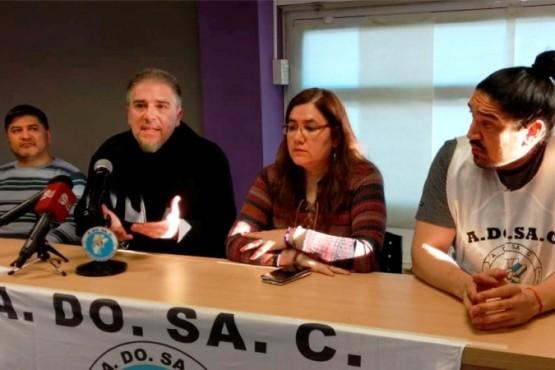 """ADOSAC pidió """"diálogo sin prepotencia"""" a poco de comenzar el paro de 48 horas"""