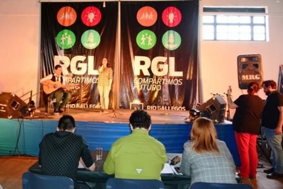 Río Gallegos tiene representantes para la instancia provincial de los Evita Culturales