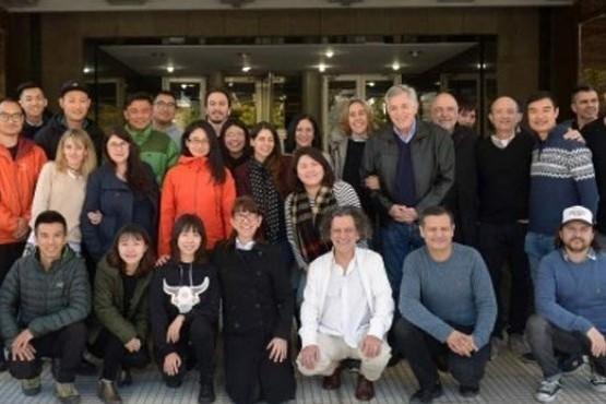 La TV Publica China filmará en El Calafate y El Chaltén