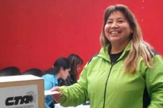 Alba Curaqueo liderará la CTA Truncado