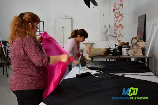 Se realizará la muestra de los talleres del Centro de la mujer y familia